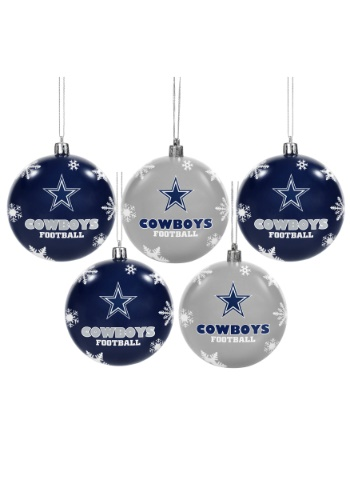 Dallas Cowboys Ornament Set
