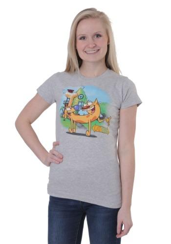 Nickelodeon CatDog Juniors Tee