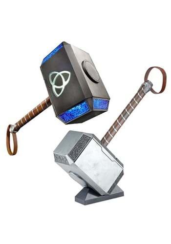 Marvel Legends Thor Mjolnir Hammer Electronic Prop