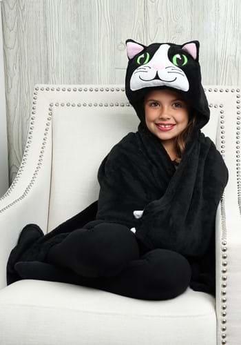 Chloe the Cat Comfy Critter Blanket