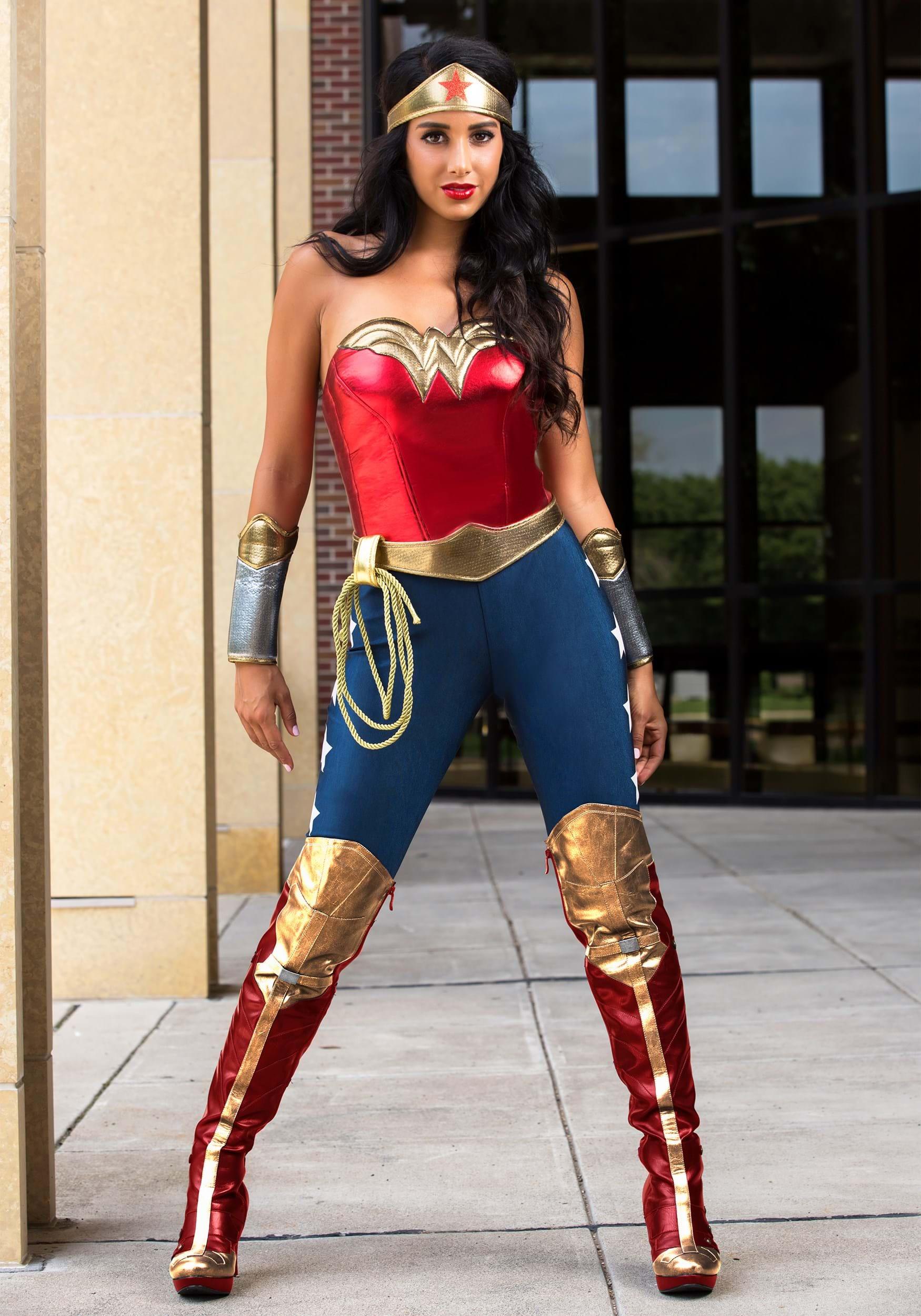 DC Wonder Woman Adult Costume