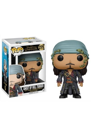 Disney Pirates of the Caribbean Ghost of Will Turner POP!