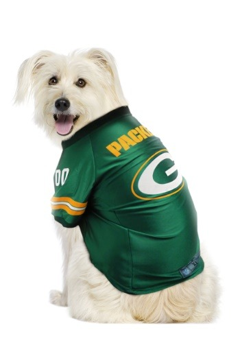 Green Bay Packers Pet Premium Jersey