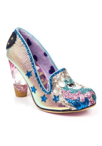 Irregular Choice Lady Misty Unicorn High Heels