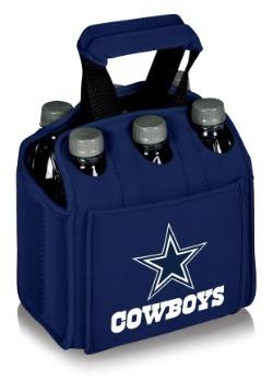 NFL Dallas Cowboys Six-Pack Beverage Carrier