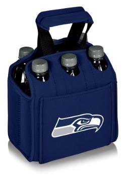 NFL Seattle Seahawks Six-Pack Beverage Carrier