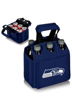 NFL Seattle Seahawks Six-Pack Beverage Carrier