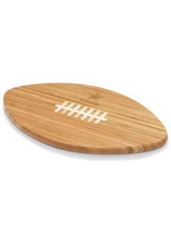 Dallas Cowboys 'Touchdown!' Football Cutting Board