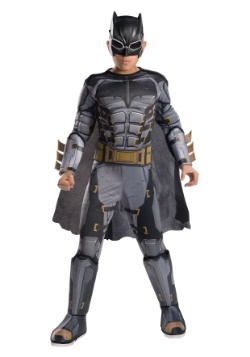 Boys Justice League Deluxe Tactical Batman Costume