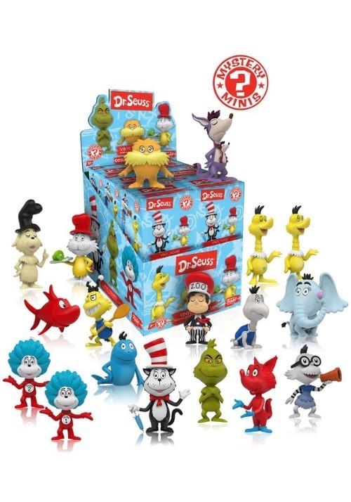 Mystery Mini: Dr. Seuss W1