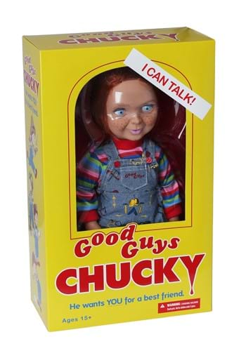 "Chucky 15"" Good Guys Talking Doll"
