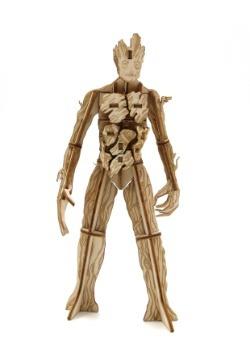 Groot 3D Wood Model & Booklet