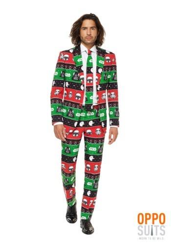 Mens Star Wars Christmas Opposuit