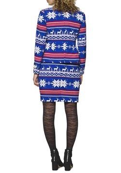 Women's Christmas Sweater OppoSuit Alt 1