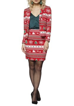 Womens Winter Wonderland Opposuit