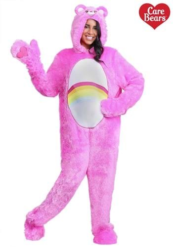 Adult Plus Classic Cheer Care Bears Costume