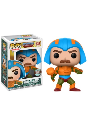 Dorbz Masters of the Universe Man at Arms Vinyl Figure