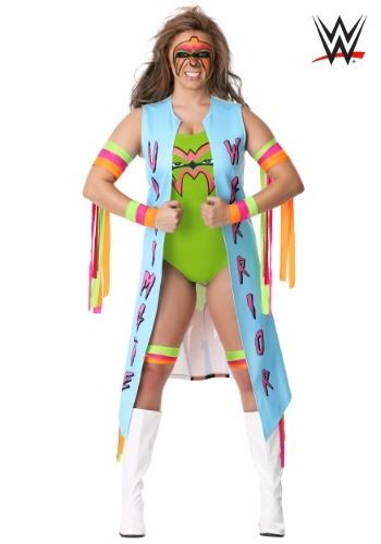 Ultimate Warrior Women's Costume