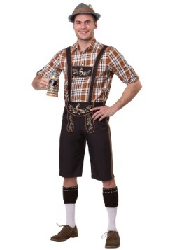 Mens Oktoberfest Stud Costume