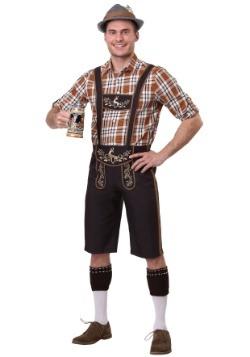 Oktoberfest Stud Plus Size Costume