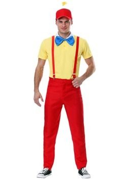 Plus Size Adult Dapper Tweedle Dee/Dum Costume