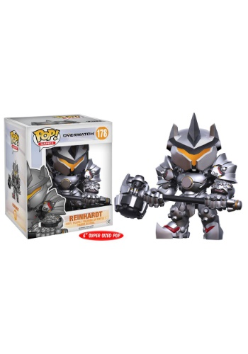 Pop! Games: Overwatch- Reinhardt 6""