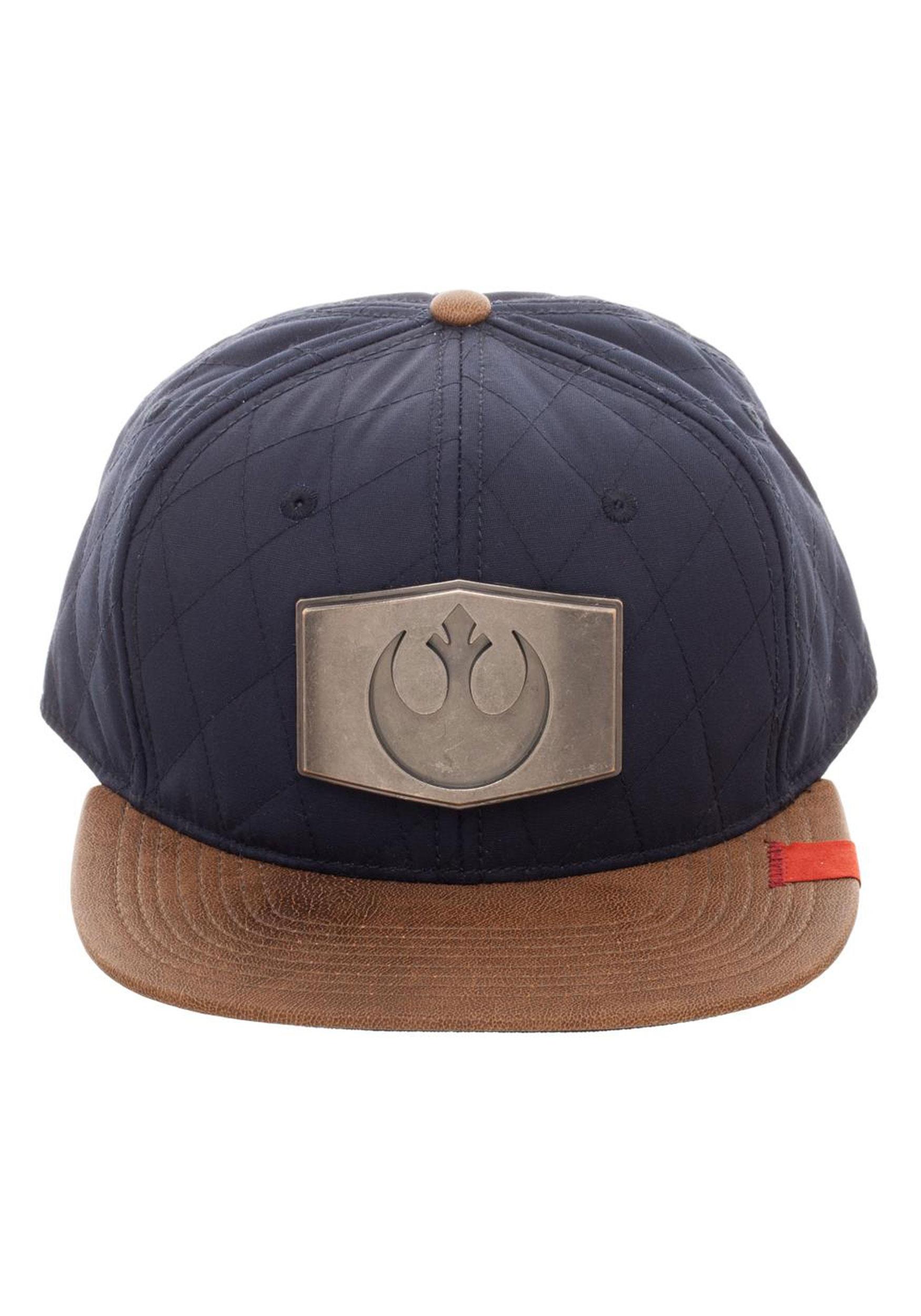 Star Wars Han Solo Inspired Snapback Hat-7175