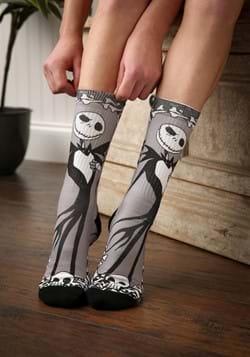 Nightmare Before Christmas Jack Bones Sublimated Socks