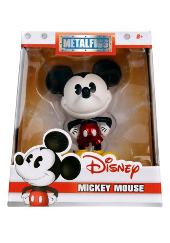 """Mickey Mouse 4"""" Metal Figure"""