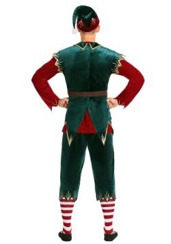 Men's Deluxe Holiday Elf Costume