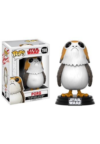 Star Wars The Last Jedi Porg POP Vinyl w/ CHASE