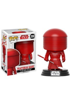 Star Wars The Last Jedi Funko Pop Praetorian Guard