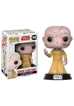 Star Wars The Last Jedi Funko Pop Snoke