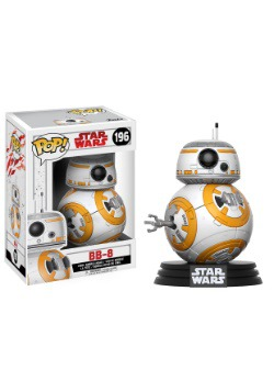 Star Wars The Last Jedi Funko Pop BB-8