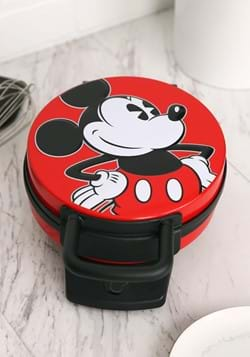 Mickey Mouse Face Waffle Maker