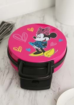 Minnie Mouse Face Waffle Maker