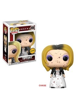 Pop! Movies: Horror: Bride of Chucky w/ CHASE