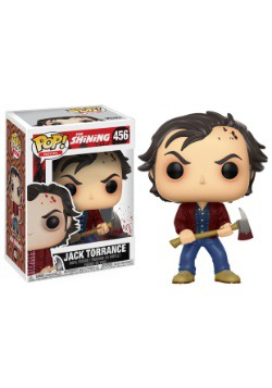 Pop! Movies: The Shining- Jack Torrance w/ CHASE