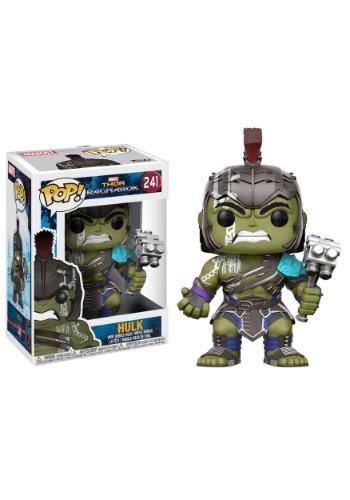 Pop! Marvel: Thor Ragnarok- Hulk Helmet Gladiator