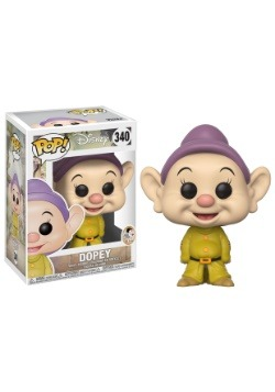 POP! Disney: Snow White - Dopey Vinyl Figure