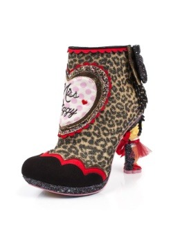 Irregular Choice Muppets Fierce Miss Piggy Molded Heels