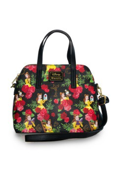 Beauty and the Beast Belle Faux Leather Handbag