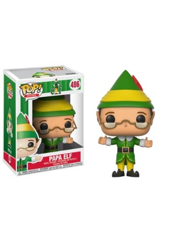 Pop! Movies: Elf- Papa Elf