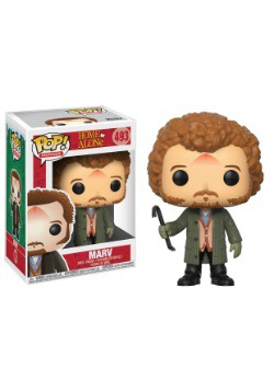Pop! Movies: Home Alone- Marv