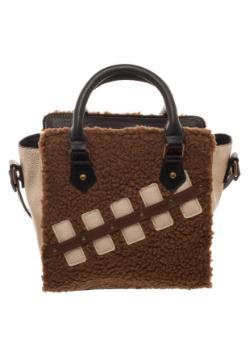 Star Wars Ep8 Chewbacca & Porg Mini Handbag