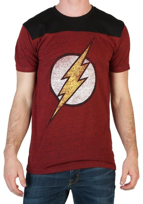 DC Comics Flash Men's Tee