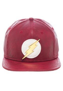 DC Comics Flash Snapback Hat alt