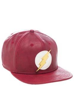 DC Comics Flash Snapback Hat alt 2