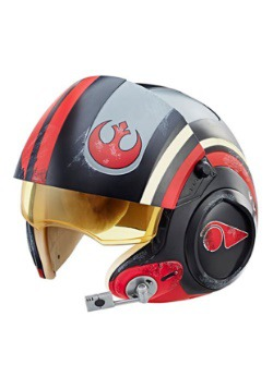 Star Wars The Black Series Poe Dameron Electronic Mask