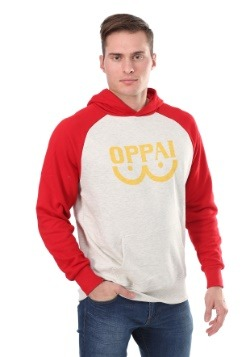 One Punch Man Oppai Hoodie